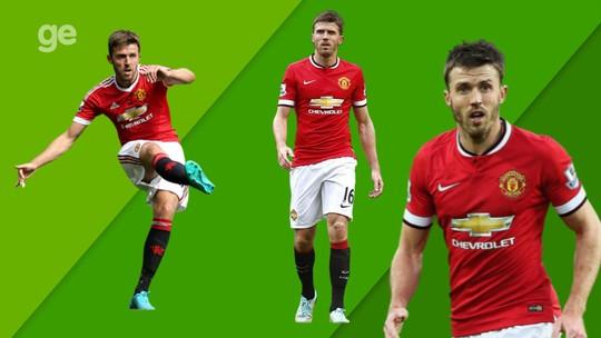 """Capitão do United crê em rodízio para jogar e fala de encarar Rooney: """"Será estranho"""""""