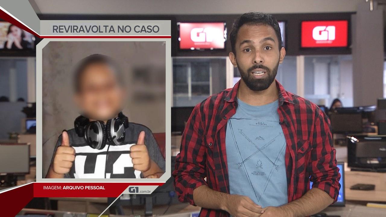 G1 em 1 Minuto: Após relatar suicídio, familiares viram suspeitos de matar menino no MA