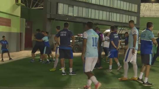 Presidente e técnico do Atlético-AC têm discussão acalorada após empate pela 4ª rodada da Série C