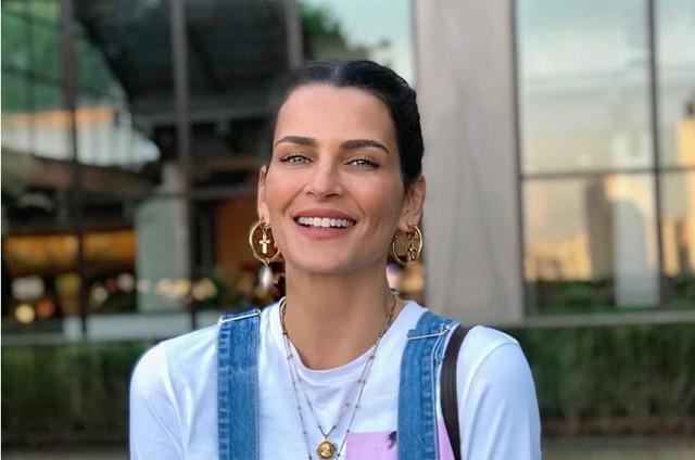Fernanda Motta está no fim do tratamento de um câncer de mama (Foto: Reprodução/Instagram)