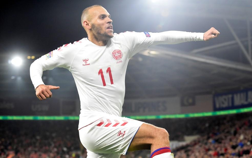 Dinamarca vence o País de Gales por 2 a 1 e garante acesso à elite ... a42abfc9d7cce
