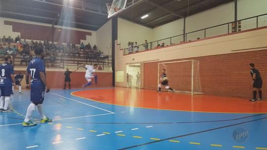 Confira as semifinais da Taça EPTV de Futsal Sul de Minas