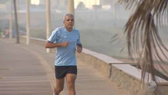 Susto após sofrer infarto faz bancário perder 20 kg e manter vida saudável