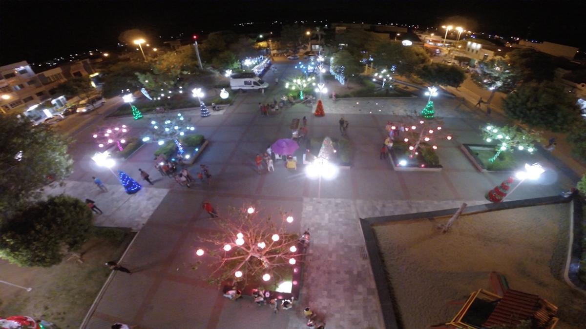 Decoração natalina de Afogados da Ingazeira será inaugurada neste domingo (10)