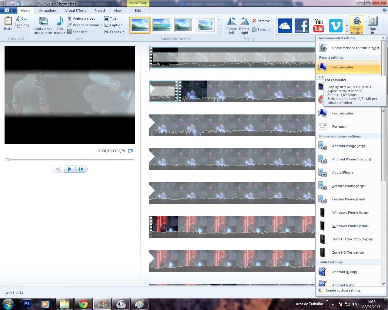 Como gravar e editar vídeos de gameplay de jogos para PC
