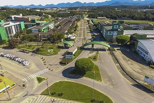 Aulas presenciais marcam início do ano letivo de 2021 da Univille
