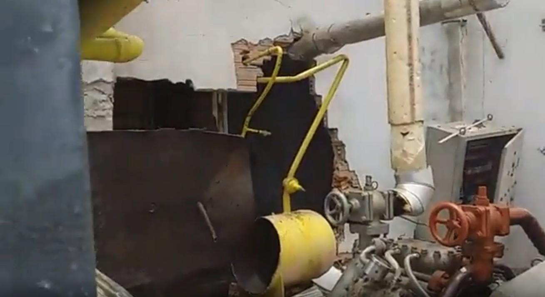 Vazamento em tanque causa explosão em fábrica de gelo na Raposa, no Maranhão - Notícias - Plantão Diário