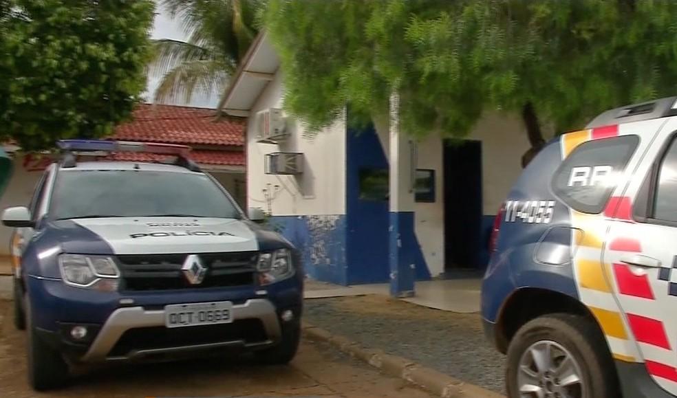 Suspeita foi ouvida na delegacia e liberada — Foto: TVCA/Reprodução
