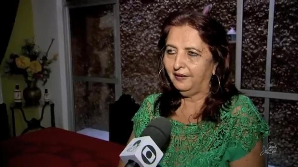Ex-prefeita de Uruburetama, no Ceará, é condenada em segunda instância (Foto: TV Verdes Mares/Reprodução)