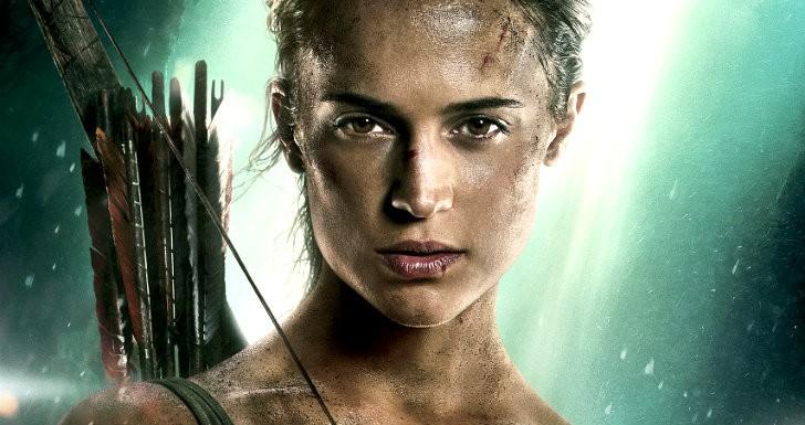 Cartaz de 'Tomb Raider: A Origem' (Foto: Divulgação)