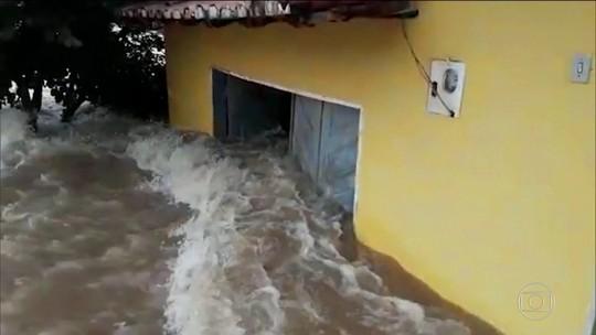 No Maranhão, cinco cidades decretam emergência por causa da chuva