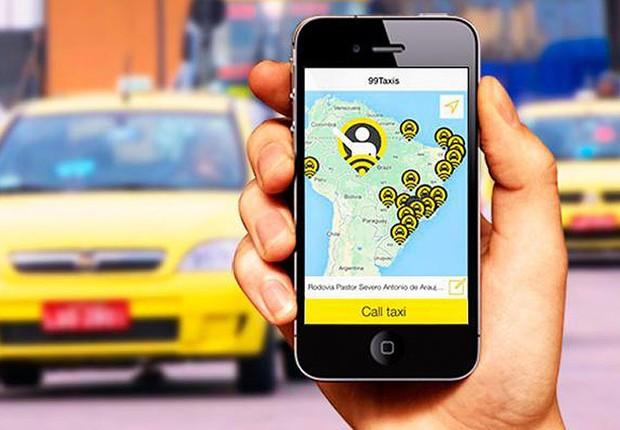 99 Taxi (Foto: Divulgação)