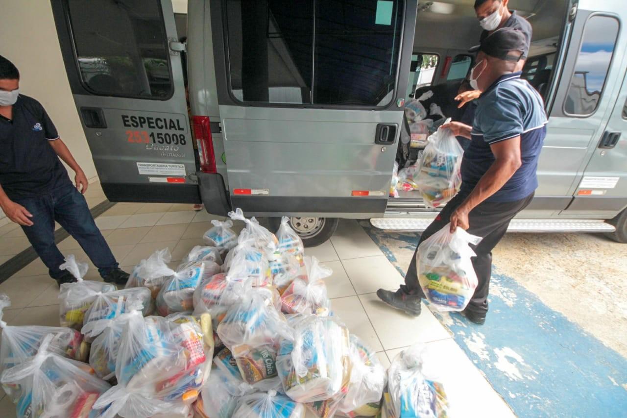 Governo abre cadastro para instituições filantrópicas que queiram receber doações no AM