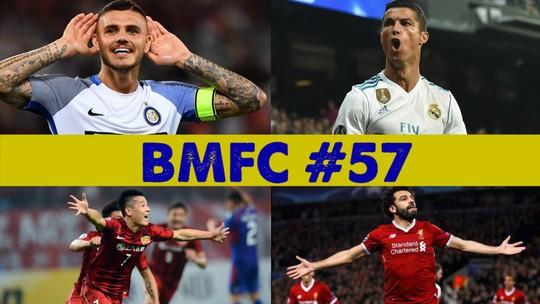 BMFC #57: artilheiros de poker, golaço de ex-Fluminense e gol contra bisonho
