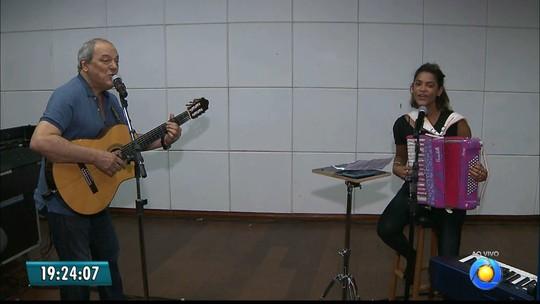 Toquinho e Lucy Alves fazem show conjunto inédito em João Pessoa nesta sexta-feira (11)
