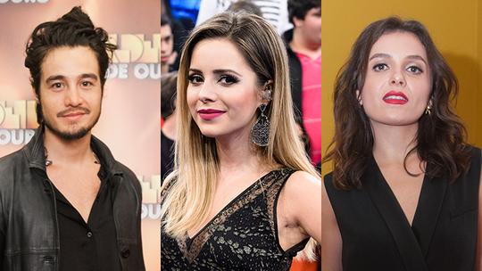 Sandy, Tiago Iorc e Monica Iozzi compõem bancada de especialistas do 'PopStar'