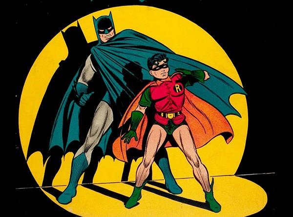 Batman e Robin (Foto: DC Comics)