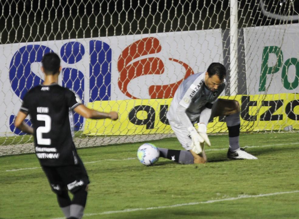 Botafogo tem quatro vitórias em 33 jogos — Foto: André Durão