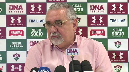 Em forma de protesto, jogadores do Fluminense deixam de treinar por causa de atrasos salariais