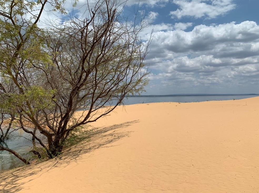 Ilha de Rarrá — Foto: Lafaete Vaz/g1 Caruaru