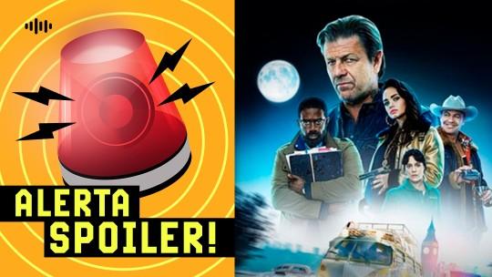 Podcast 'Alerta Spoiler!': Star Trek Discovery, Mad Max, Uma Odisseia no Espaço, e Blade Runner em utopias e distopias