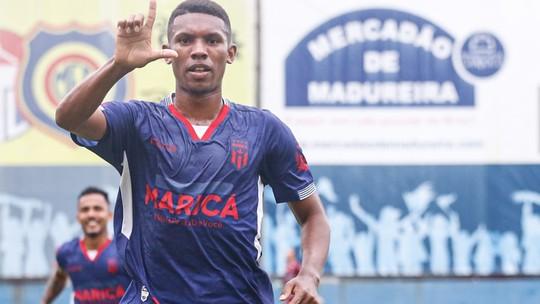 Foto: (Jhonatan Jeferson / Maricá FC)