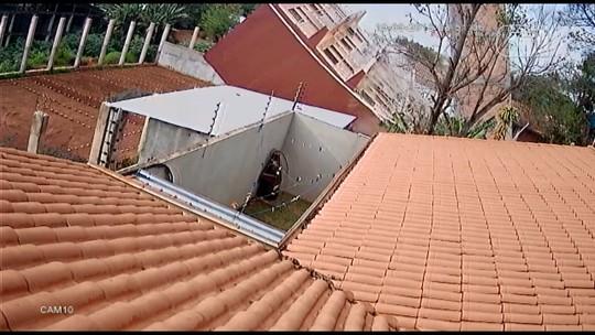 Prédio residencial desaba em Ciudad del Este, no Paraguai; VÍDEO