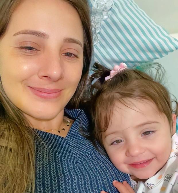 Anieli com Antonella (Foto: Reprodução/Instagram)