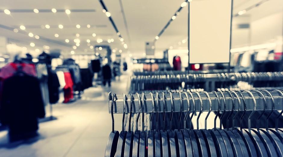 Lojas de roupas (Foto: Pexels)