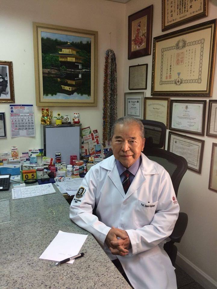Médico fundador do Hospital Sugisawa morre, aos 85 anos, em Curitiba - Notícias - Plantão Diário