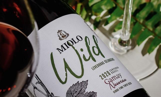 Gamay Wild: vinho tinto descomplicado e vegano