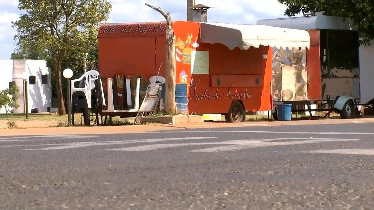 Polícia investiga assassinato de dona de trailer de lanches em Botucatu