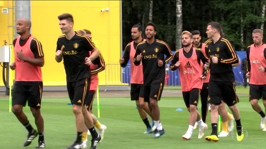 França e Bélgica farão jogo decisivo com cara de encontro doméstico