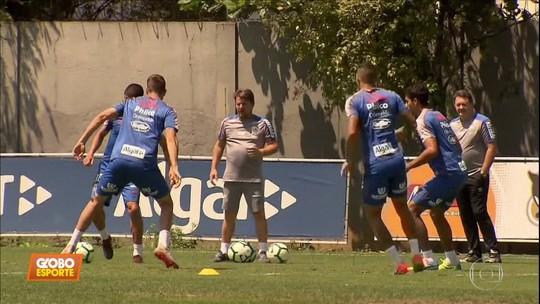 """Cria do Inter, Sasha """"estreia"""" como rival no Beira-Rio e busca melhor marca da carreira no Santos"""
