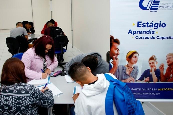 CIEE oferta 204 vagas de estágio para estudantes universitários no Ceará