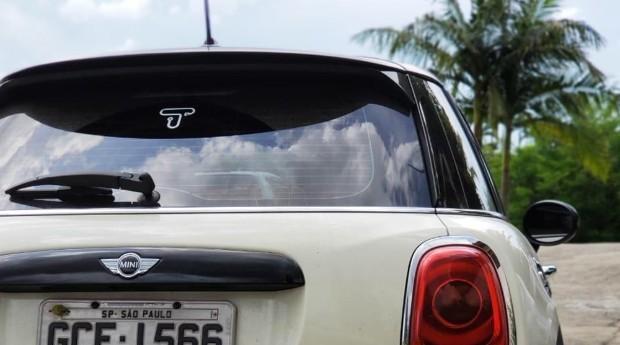 São R$ 35 por hora para rodar com o Mini Cooper S da Turbi (Foto: Divulgação)