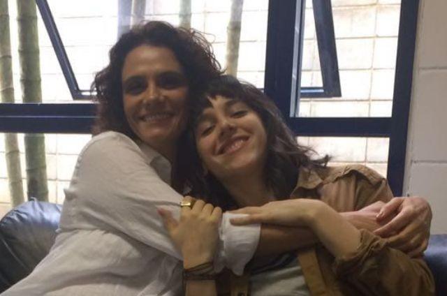 Malu Galli e Manoela Aliperti (Foto: Divulgação)