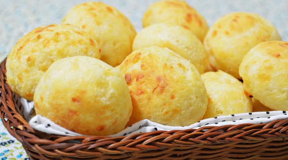 pão de queijo (Foto: Wikimedia Commons)