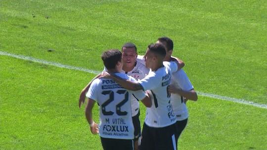 Os gols de Paraná 0 x 4 Corinthians pela 2ª rodada do Brasileirão 2018