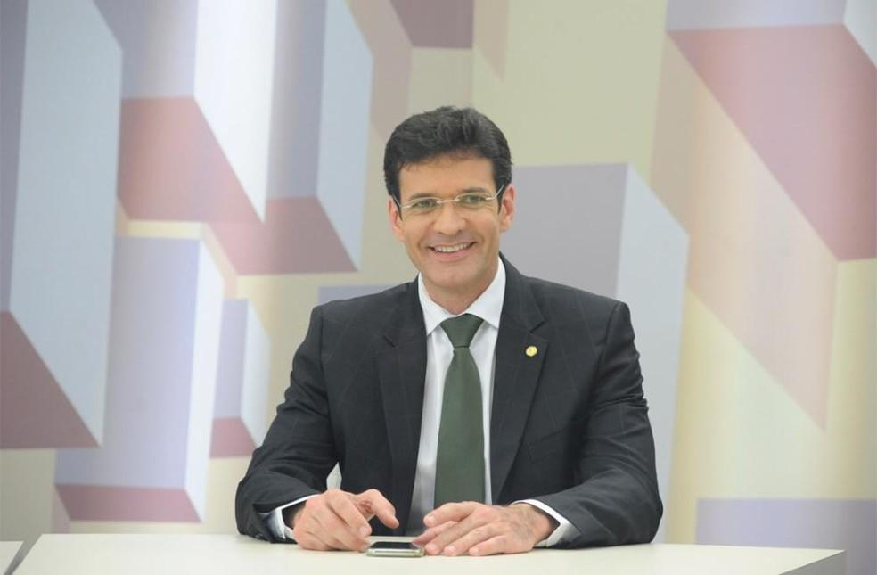 O novo ministro do Turismo, Marcelo Álvaro Antônio — Foto: Luis Macedo/Câmara dos Deputados