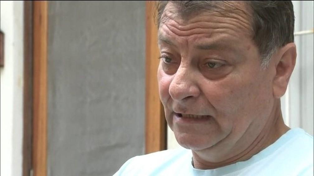 Battisti admitiu envolvimento em quatro assassinatos — Foto: Reprodução/JN
