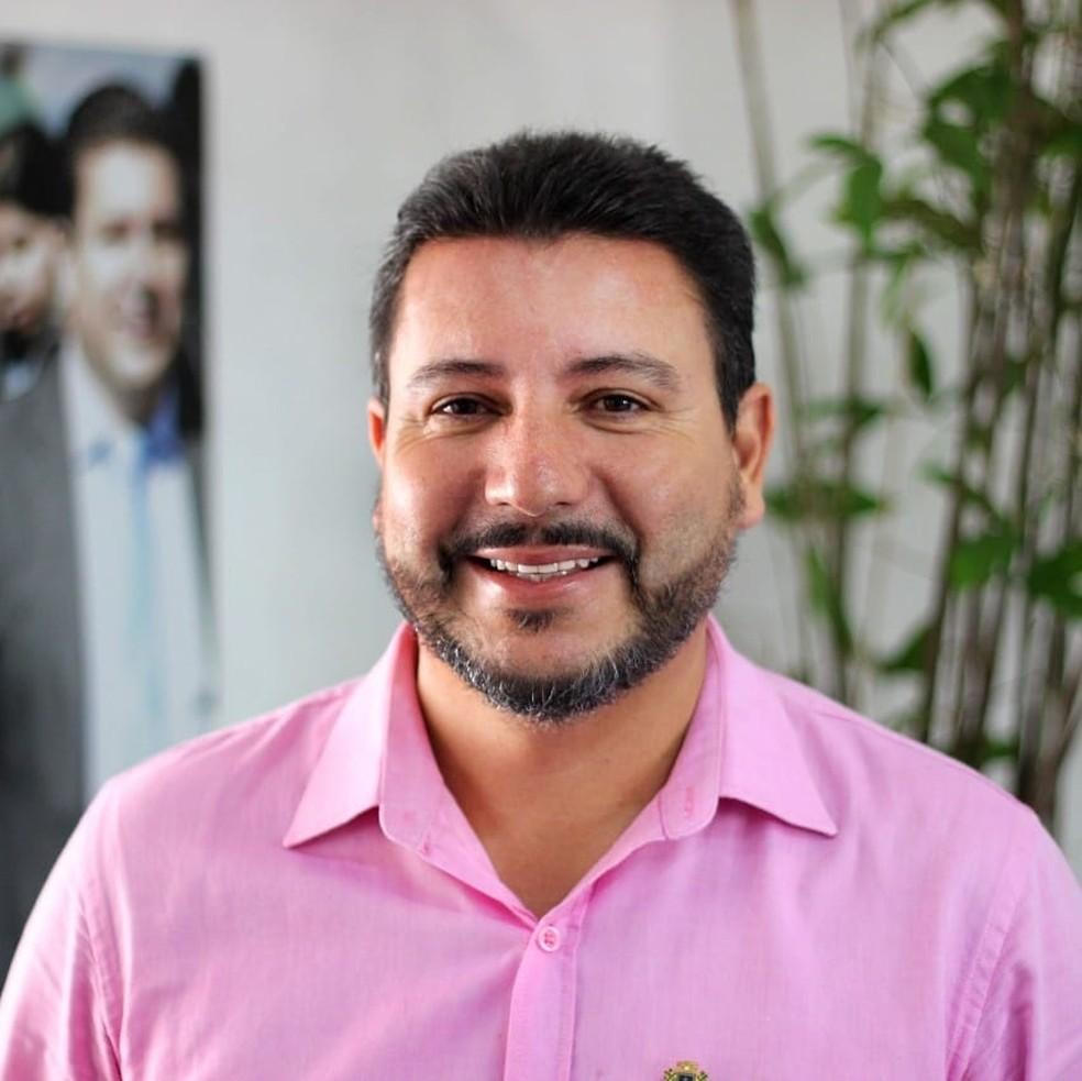 Prefeito de Ilhabela, Márcio Tenório, teve mandato cassado pela Câmara — Foto: Divulgação
