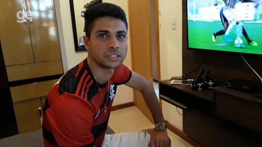 Lá e cá: flamenguista vence PRO #23  com jogadores de Fla x Inter no duelo dos times