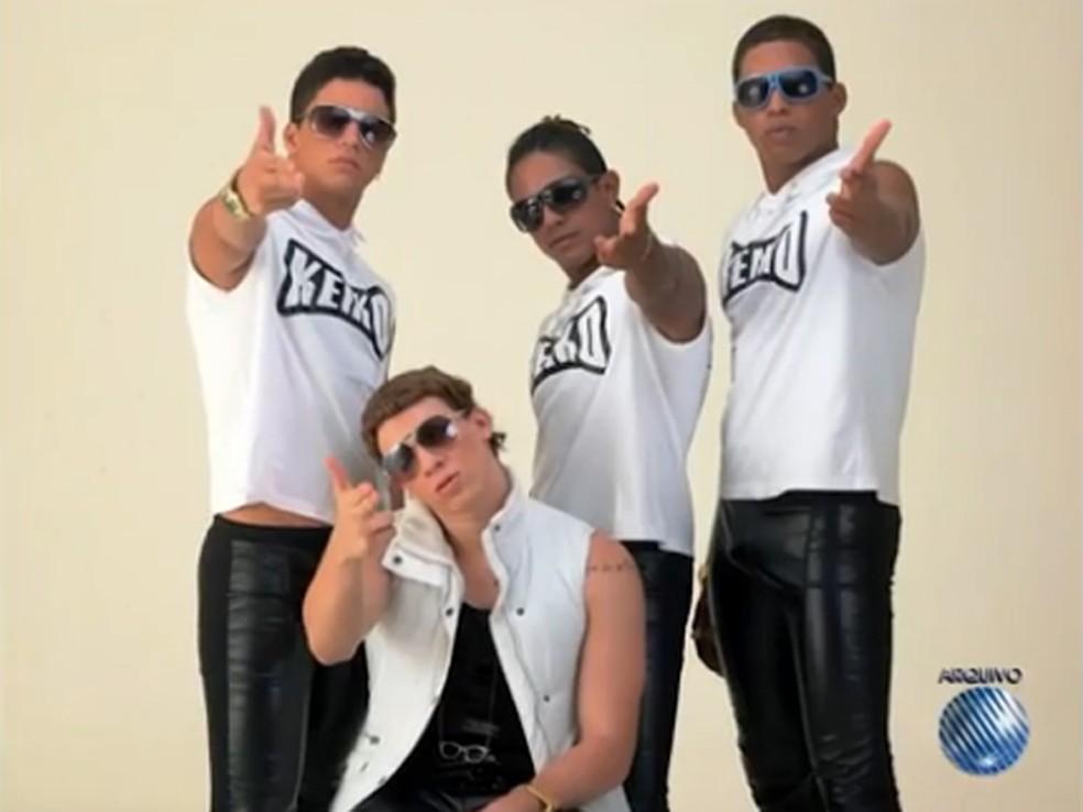 Ex-integrantes da banda New Hit são suspeitos de estupro. (Foto: Reprodução/TV Bahia)