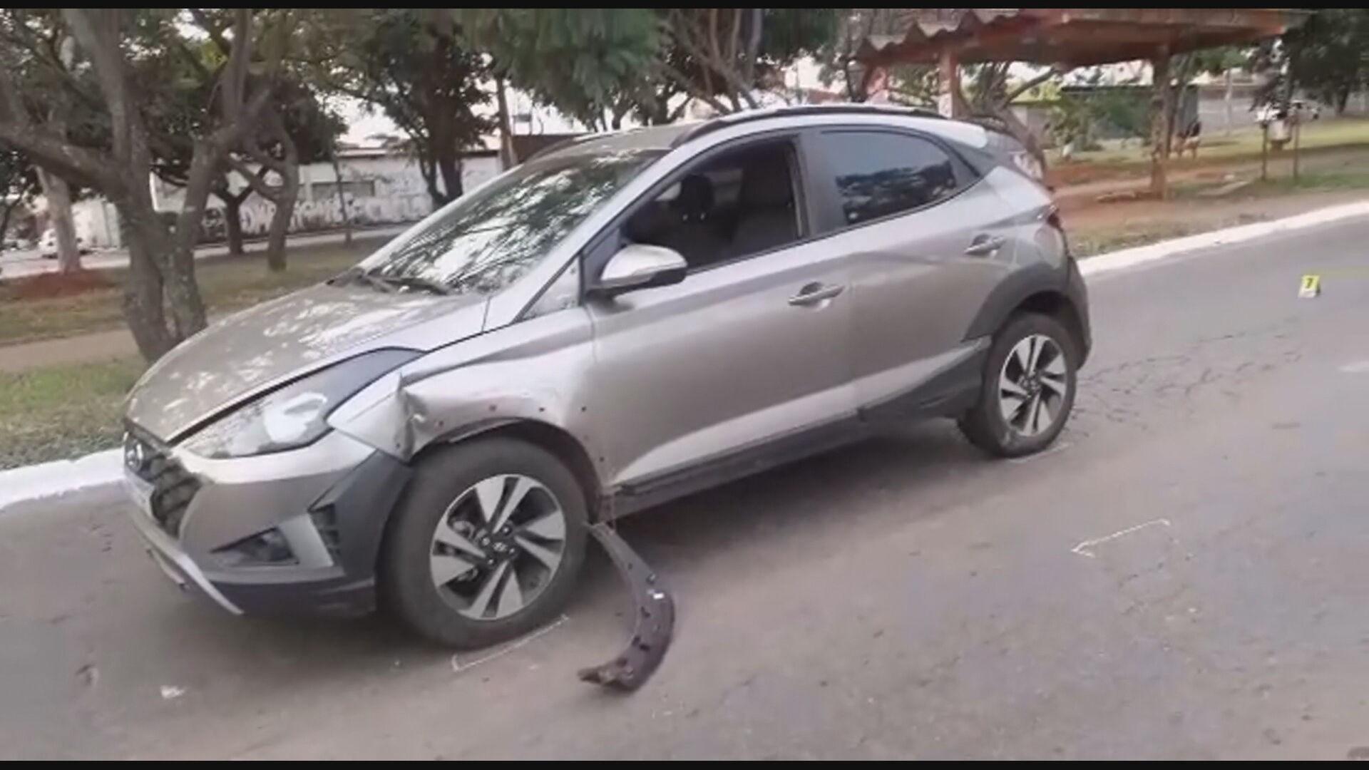 Motorista embriagado colide com viatura da Polícia Civil do DF e é preso