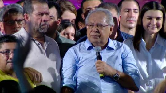 PDT confirma candidatura de Amazonino Mendes ao governo do AM