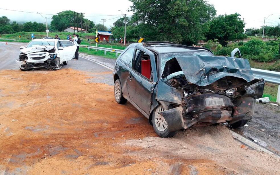 Caso ocorreu entre os municípios de Barreiras e São Desidério. (Foto: Ivonaldo Paiva/Blogbraga)