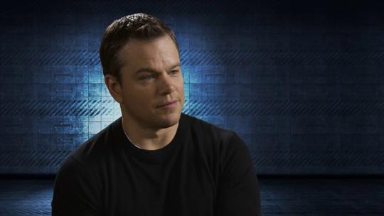 Matt Damon conta que sofreu para chegar ao físico de Jason Bourne