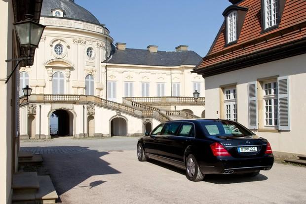 Mercedes-Benz  (Foto: Divulgação)