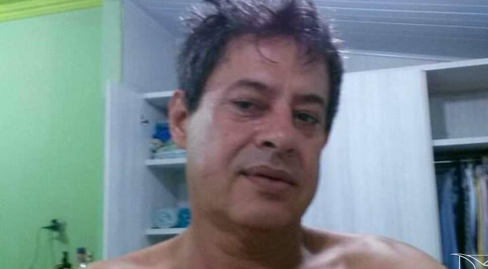 Empresário Antônio José Messias é apontado pela polícia como suspeito da morte do prefeito de Davinópolis — Foto: Reprodução/TV Mirante